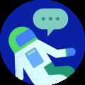 Talk Like an Astronaut